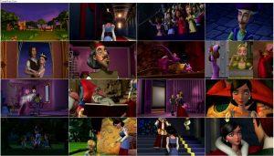 دانلود انیمیشن پایان خوش ناخوش ۲ با دوبله فارسی Happily N'Ever After 2 2009