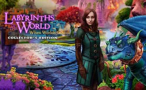 دانلود بازی Labyrinths of the World 8: When Worlds Collide Collector's Edition