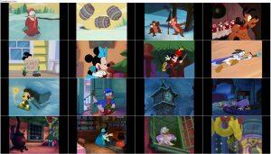 دانلود کارتون کریسمس جادویی میکی: برف در خانه موس Mickey's Magical Christmas: Snowed in at the House of Mouse 2001