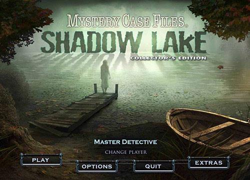 دانلود بازی Mystery Case Files 9: Shadow Lake Collector's Edition