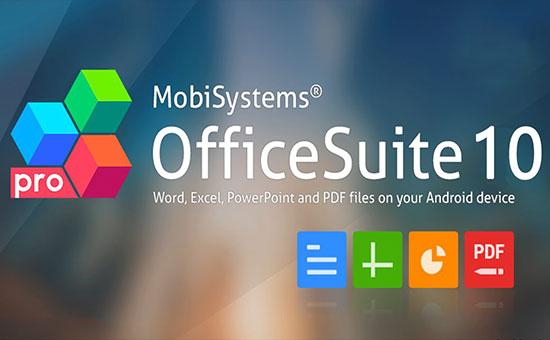 دانلود نرم افزار اندروید OfficeSuite Pro + PDF Premium v10.10.22858
