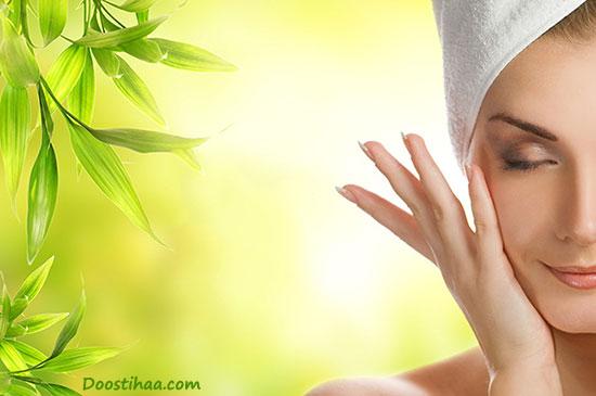 روتین مراقبتی پوست در طول روز