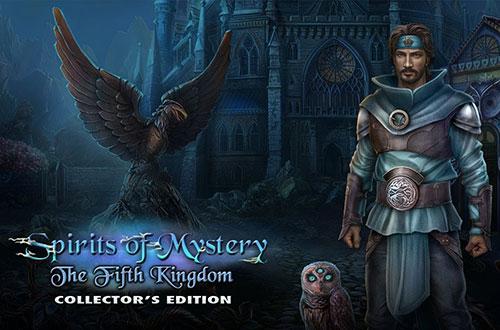 دانلود بازی Spirits of Mystery 7: The Fifth Kingdom Collector's Edition