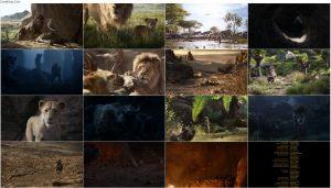 دانلود فیلم شیرشاه با دوبله فارسی The Lion King 2019