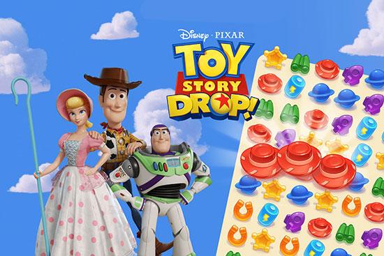 دانلود بازی داستان اسباب بازی برای اندروید Toy Story Drop