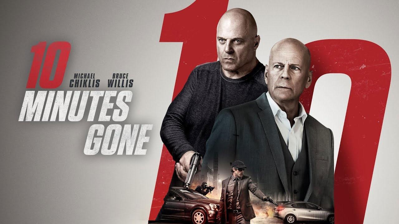 دانلود فیلم 10 دقیقه تمام شد با دوبله فارسی Ten 10 Minutes Gone 2019