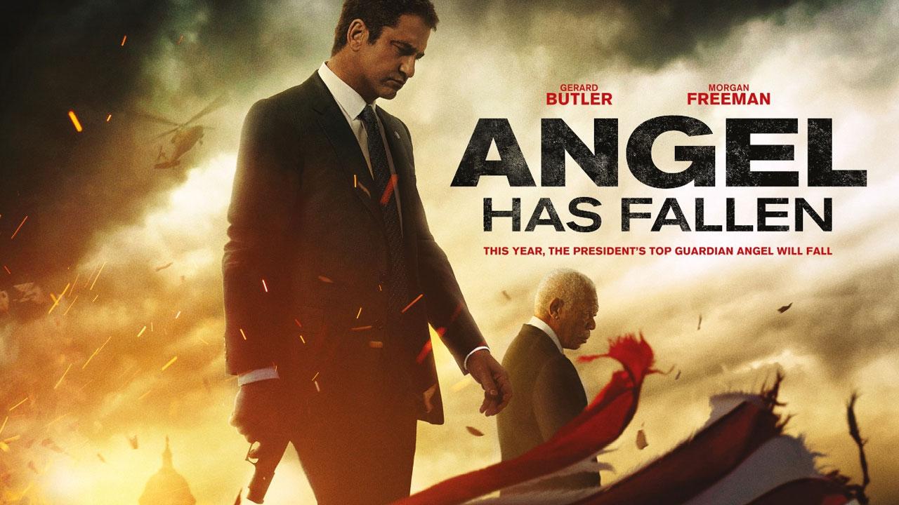 دانلود دوبله فارسی فیلم سقوط فرشته Angel Has Fallen 2019 BluRay