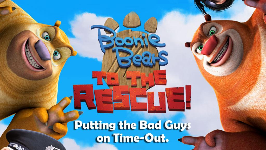 دانلود انیمیشن خرس های بونی Boonie Bears: To the Rescue 2019
