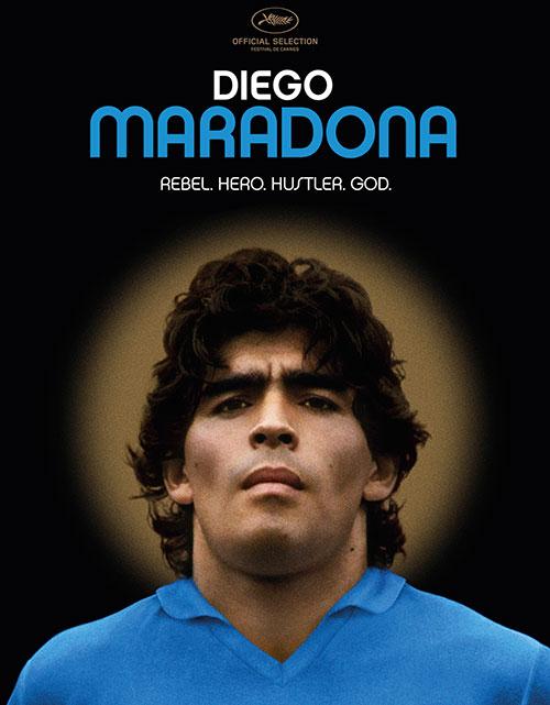 دانلود دوبله فارسی فیلم مستند دیگو مارادونا Diego Maradona 2019
