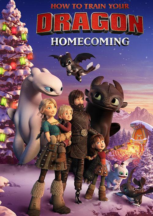 مربی اژها بازگشت به خانه با دوبله فارسی How to Train Your Dragon Homecoming 2019