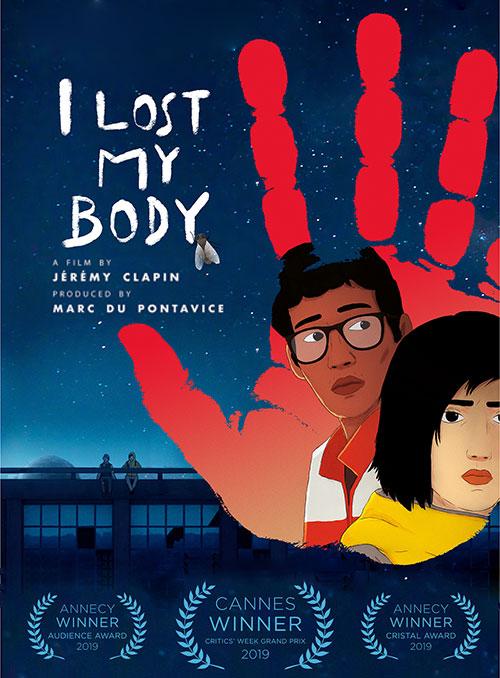 دانلود انیمیشن بدنم را از دست دادم I Lost My Body 2019