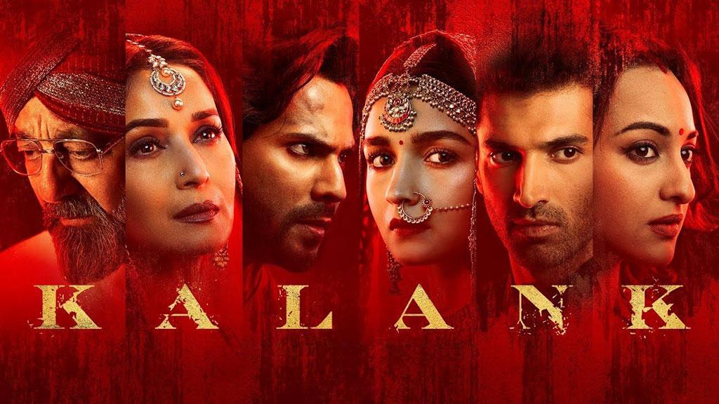 دانلود فیلم هندی رسوایی (کالانک) با دوبله فارسی Kalank 2019 BluRay