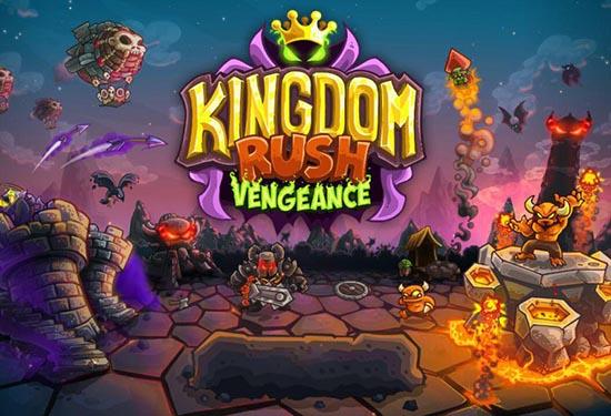 دانلود بازی Kingdom Rush: Vengeance برای اندروید