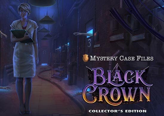 دانلود بازی Mystery Case Files 20: Black Crown Collector's Edition