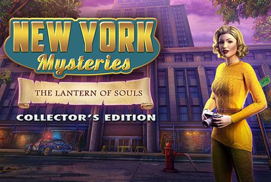 دانلود بازی New York Mysteries 3: The Lantern of Souls Full برای اندروید