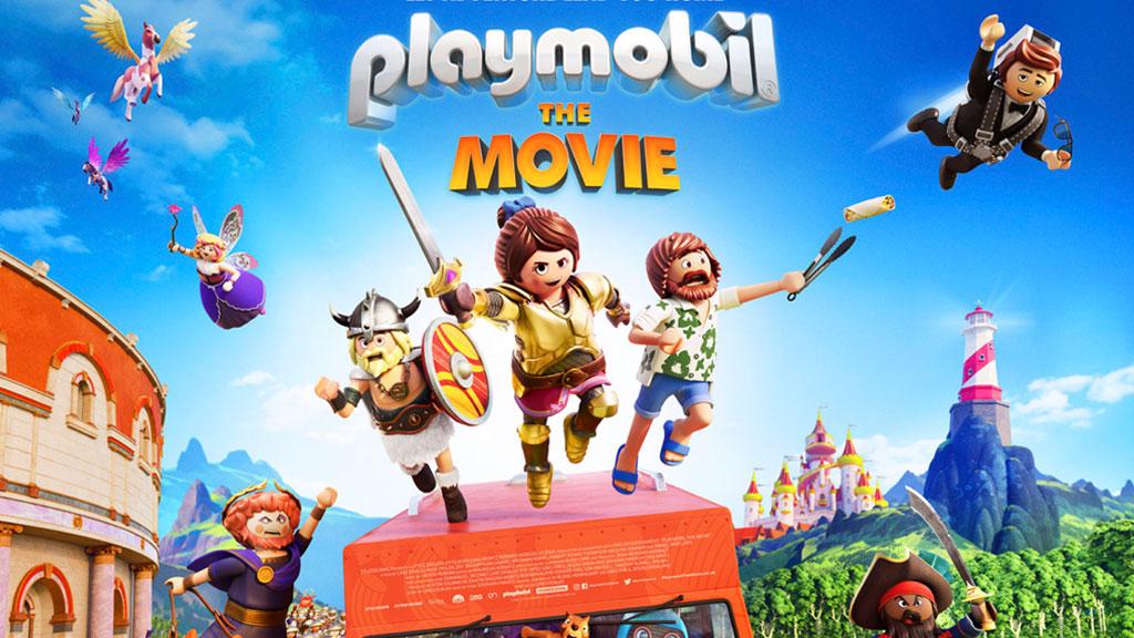 دانلود انیمیشن پلی موبیل با دوبله فارسی Playmobil: The Movie 2019
