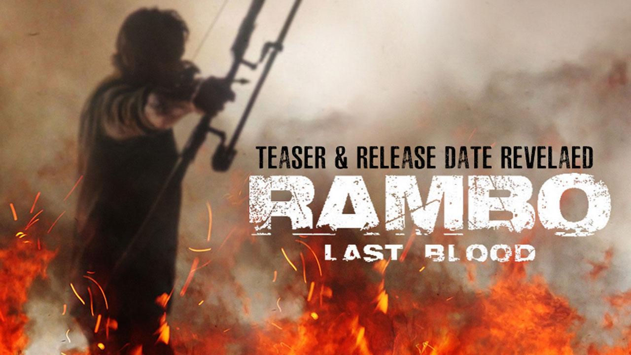 دانلود فیلم رمبو: آخرین خون با دوبله فارسی Rambo: Last Blood 2019