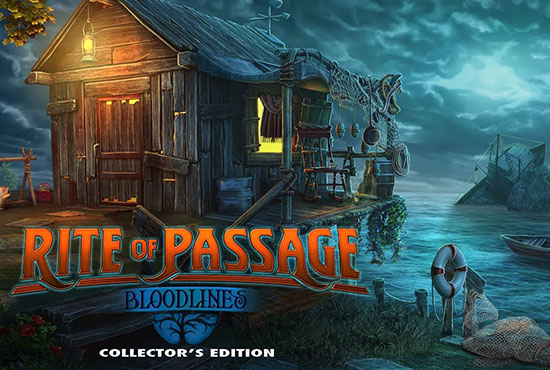 دانلود بازی Rite of Passage 9: Bloodlines Collector's Edition