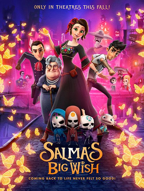 دانلود انیمیشن آرزوی بزرگ سالما Salma's Big Wish 2019