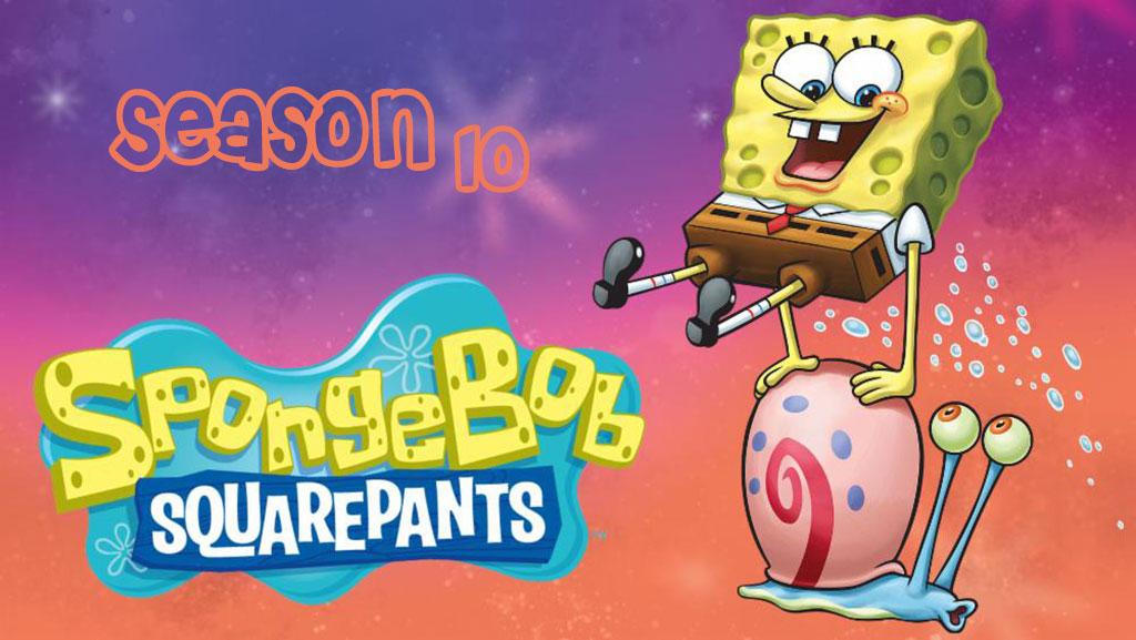 دانلود فصل دهم انیمیشن باب اسفنجی Spongebob Squarepants Season 10