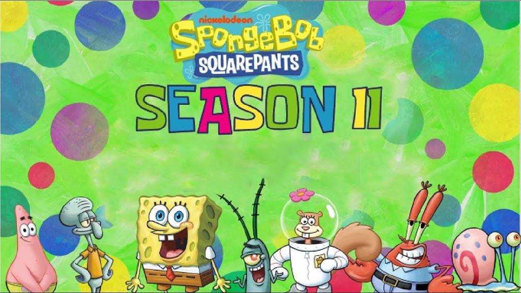 دانلود فصل یازدهم انیمیشن باب اسفنجی Spongebob Squarepants Season 11