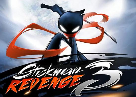 دانلود بازی Stickman Revenge 3 v1.6.0 برای گوشی های اندروید