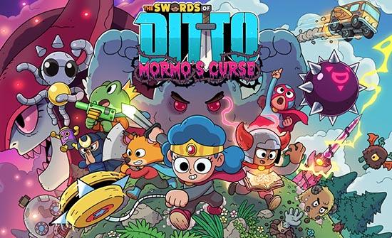 دانلود بازی The Swords of Ditto برای اندروید