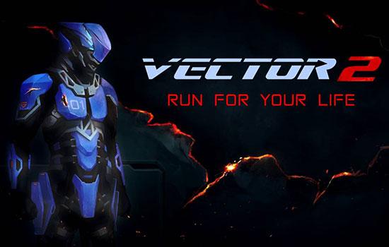 دانلود بازی پارکور Vector 2 Premium 1.1.1 برای اندروید
