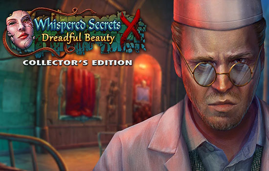 دانلود بازی Whispered Secrets 10: Dreadful Beauty Collectors Edition