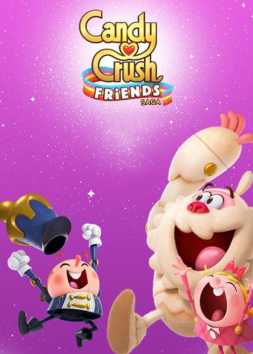 دانلود بازی Candy Crush Friends Saga برای اندروید