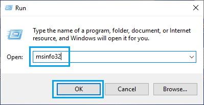 بررسی مشخصات RAM در ویندوز 10