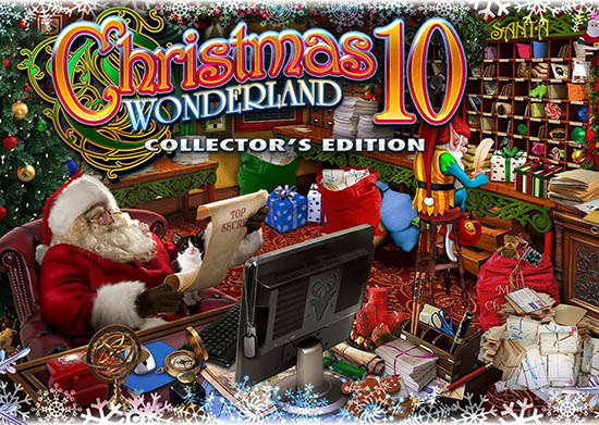 دانلود بازی Christmas Wonderland 10 Collector's Edition