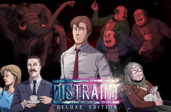 دانلود بازی DISTRAINT: Deluxe Edition برای اندروید