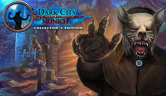 دانلود بازی فکری Dark City 2: Munich Collector's Edition