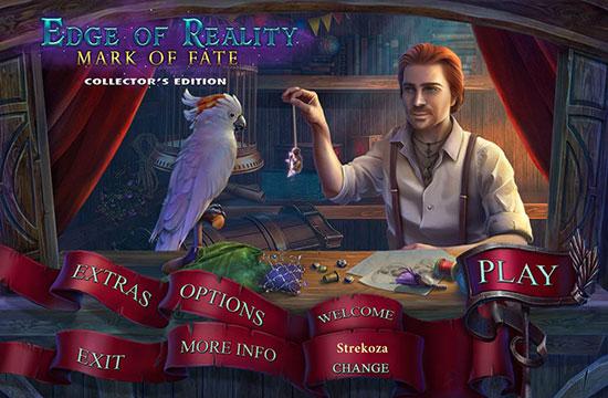 دانلود بازی Edge of Reality 6: Mark of Fate Collector's Edition