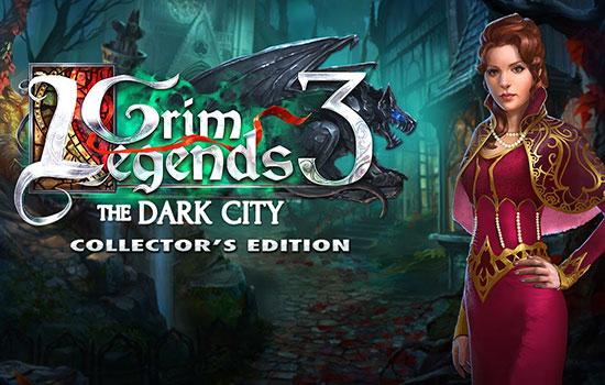 دانلود بازی Grim Legends 3: The Dark City برای اندروید