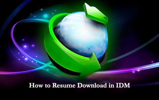 ادامه دانلود از یک سرور دیگر در IDM