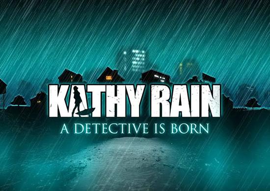 دانلود بازی Kathy Rain برای اندروید