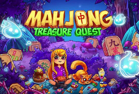 دانلود بازی Mahjong Treasure Quest برای اندروید