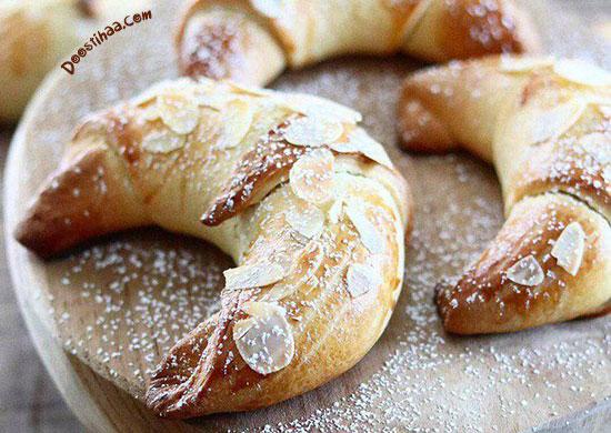 طرز تهیه نان ماه