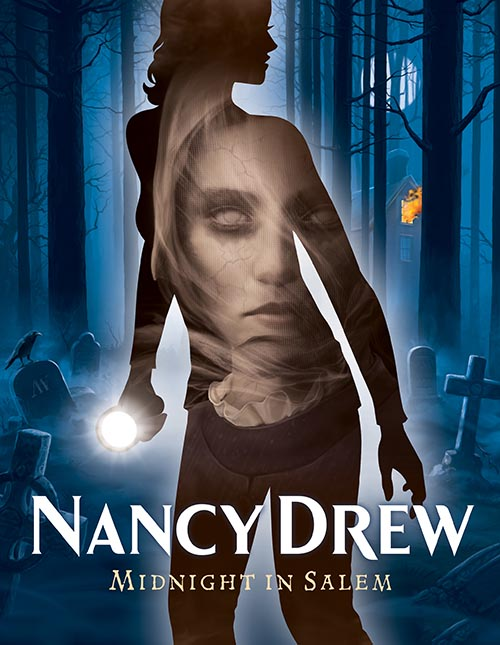 دانلود بازی پلیسی Nancy Drew 33: Midnight in Salem Final