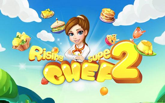 دانلود بازی Rising Super Chef 2 برای اندروید