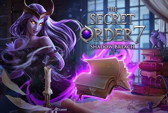 دانلود بازی The Secret Order 7: Shadow Breach Collector's Edition