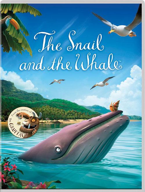 دانلود انیمیشن حلزون و نهنگ The Snail and the Whale 2019