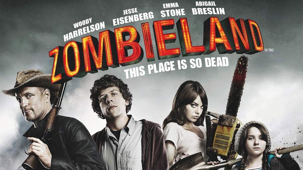 دانلود فیلم زامبی آباد: شلیک نهایی Zombieland: Double Tap 2019