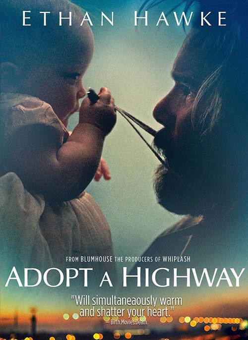 دانلود دوبله فارسی فیلم یک بزرگراه را تمیز کن Adopt a Highway 2019