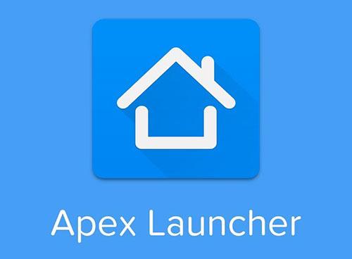 دانلود لانچر اپکس برای اندروید Apex Launcher PRO 4.9.9