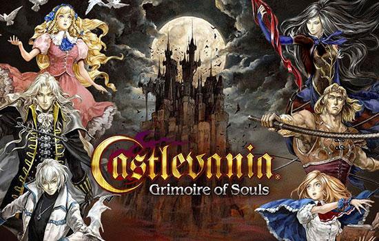 دانلود بازی Castlevania: Grimoire of Souls 1.1.1 برای اندروید