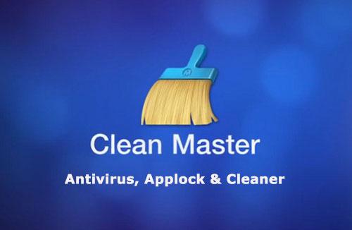 اپلیکیشن بهینه ساز کلین مستر Clean Master 7.4.6