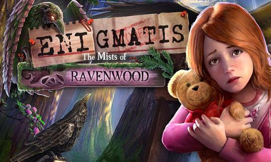 دانلود بازی Enigmatis 2: The Mists of Ravenwood برای اندروید